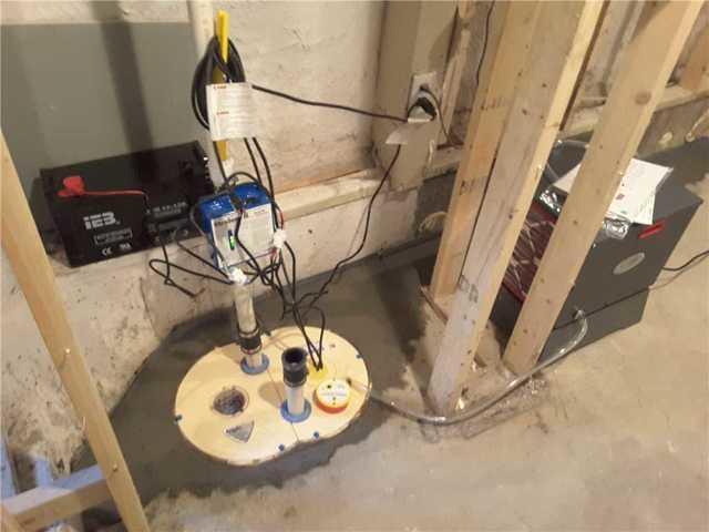 Basement Waterproofing in St. Louis, Missouri