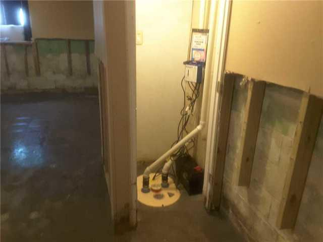 TripleSafe Protects Sidney, Illinois Basement