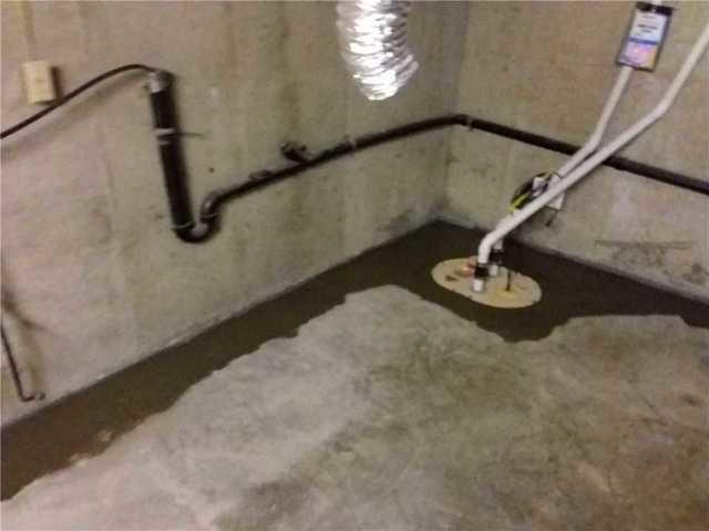 Waterproofing Job in Highland, Illinois