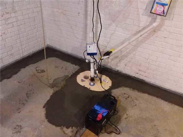 Sump Pump Replacement in Oakwood, Illinois