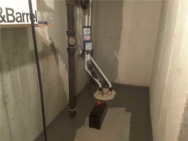 Waterproofing in Creve Coeur Home