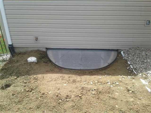 Egress Window Makes Basement Brighter and Safer