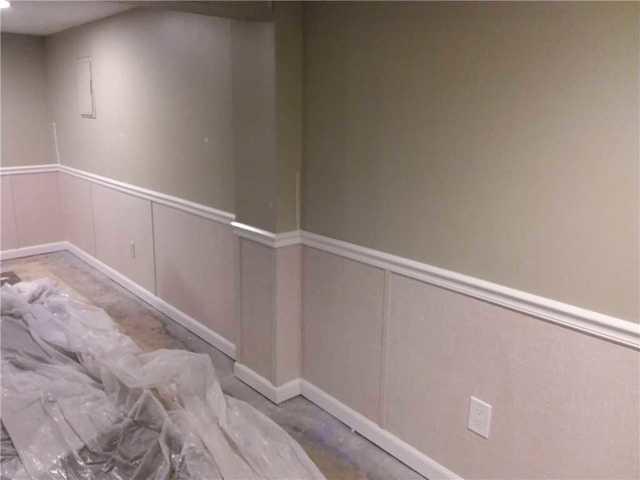 Belleville, IL 1/2 Wall Restoration