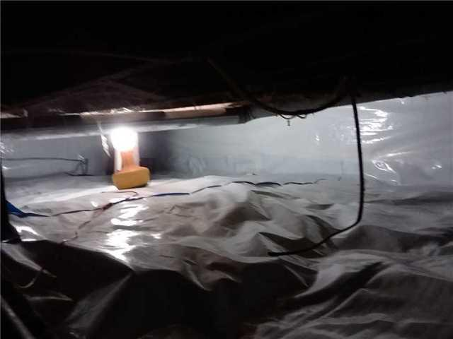 Crawl Space Repair in Bonne Terre, Missouri