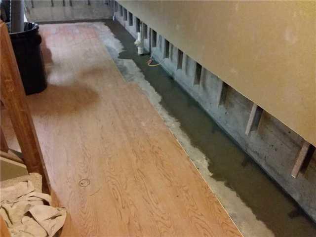 Waterproofing Project in Belleville, Illinois