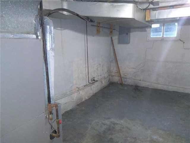 Waterproofing in Cape Girardeau, Missouri Basement
