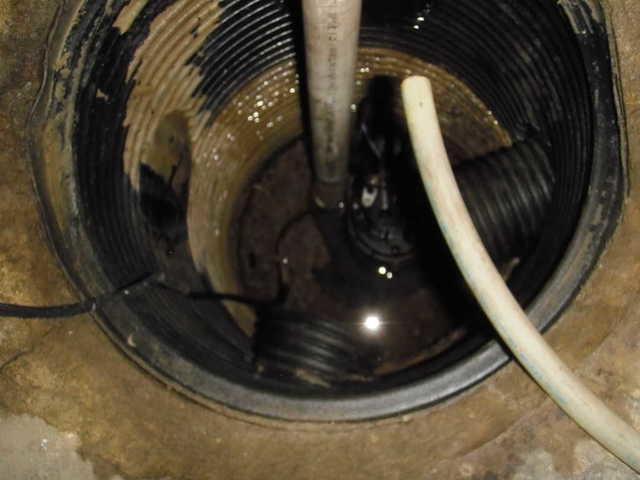 New TwinPack Replaces Old Sump Pump in Alhambra, IL