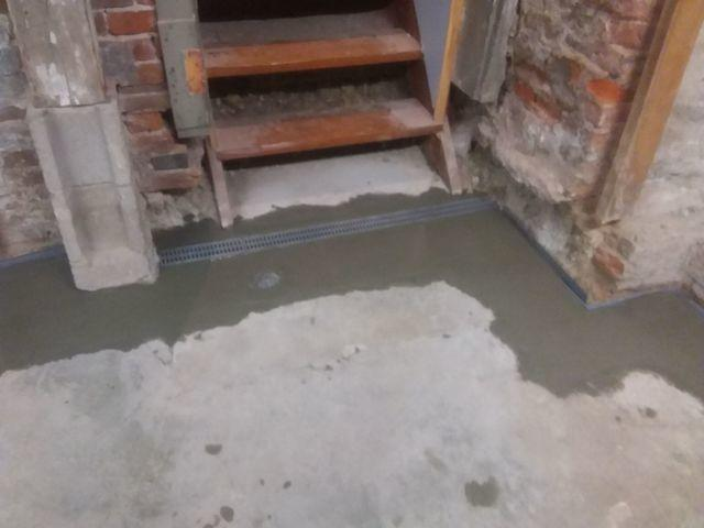 WaterGuard Restores Leaky, Musty Basement in Mascoutah, IL