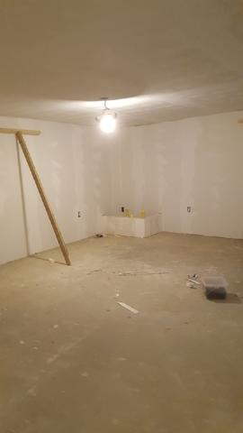 Wet Basement Transformed by Top Waterproofing Products in Bunker Hill, IL