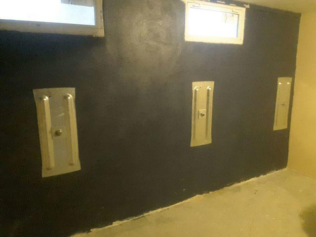 Moving Walls Locked In Place by Geo-Lock Wall Anchors in Saint Charles, MO