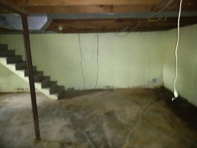 BrightWall & WaterGuard Transform Musty Cape Girardeau, MO Basement