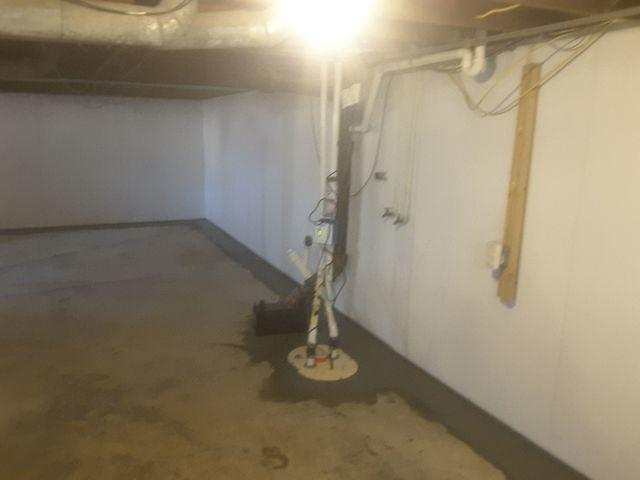 Musty Basement Turns into Dry Space Thanks to TripleSafe in Cape Girardeau, Missouri