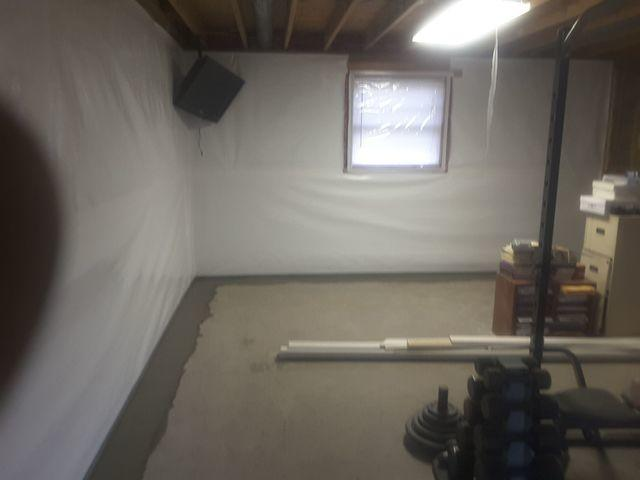 Basement Waterproofing in Mount Vernon, IL with WaterGuard & CleanSpace