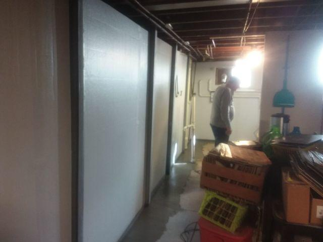 St. Louis, MO Utilizes BrightWall & WaterGuard for Waterproofing