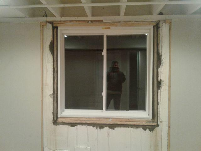 Beautiful Egress Window Replaces Old Windows in Chesterfield, MO