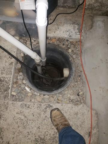Leaking Champaign, IL Basement Waterproofed With TripleSafe
