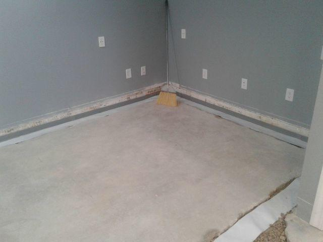Aviston, IL Basement Suffered from Water Leaks & Repaired by WaterGuards