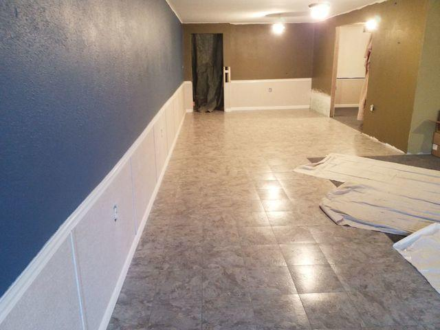 Complete Basement Finishing in Bunker Hill, IL with EverLast & ThermalDry
