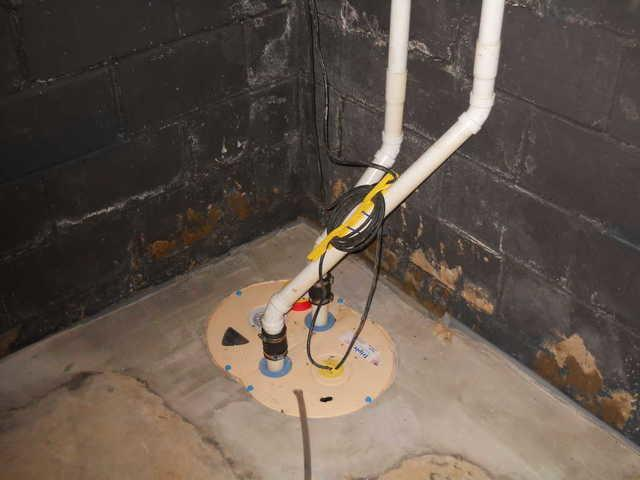 Flooded Basement in Kane, IL Uses TripleSafe for Protection