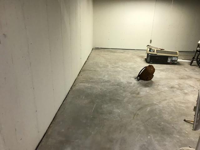 Leaky Basement Walls Made Dry With WaterGuard In St. Charles