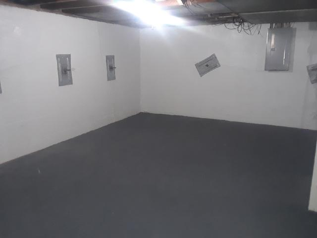 Wet Basement Fitted With WaterGuard In  St. Clair, MO