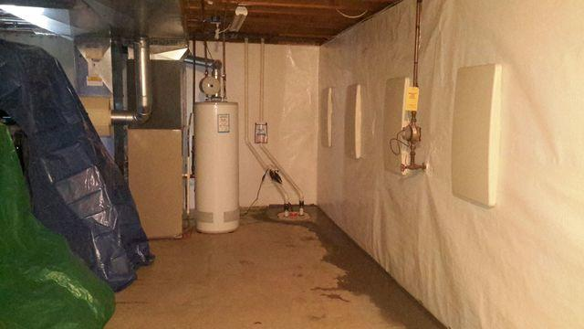 CleanSpace, TwinPack, & WaterGuard Protect Ballwin, MO Basement from Harm