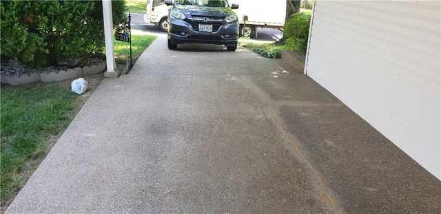 Cracked Arnold, MO Driveway Repaired With PolyLevel