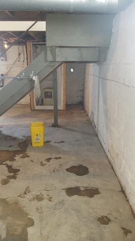 Water Damaged Prevented in Springfield, IL with WaterGuard Drains