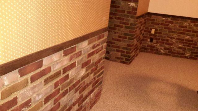 Finished Basement Waterproofed with French WaterGuard Drains in Washington, MO