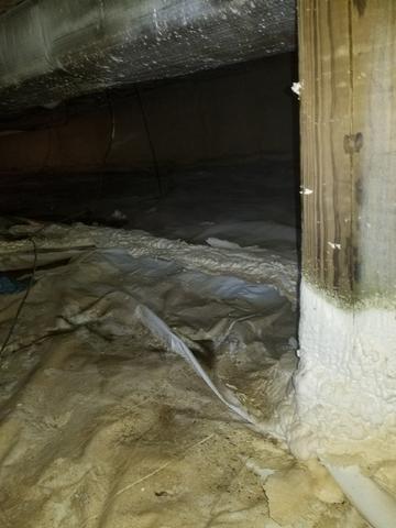 Clean Crawlspace in Eureka, MO