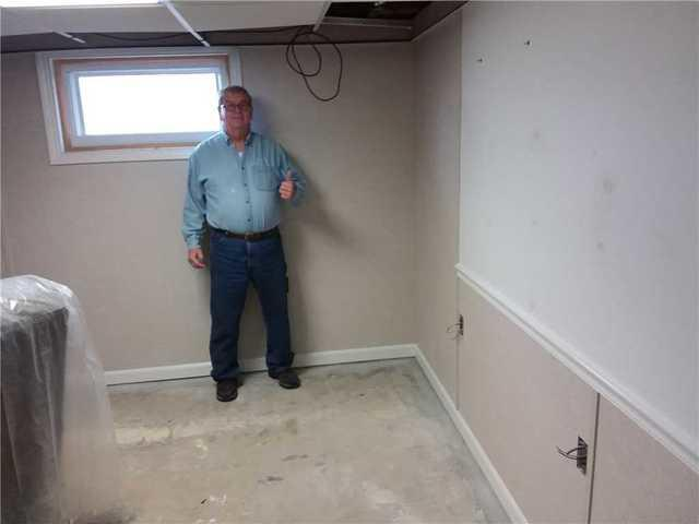 Protected a Finished Basement