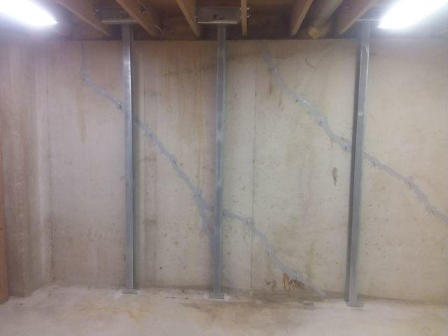 Foundation Wall Cracks