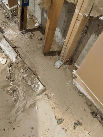 Waterproofing Unfinished Basement in Jefferson City, Missouri