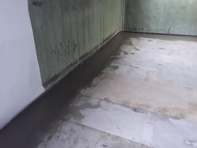 Waterproofing a Basement in Ashland, IL