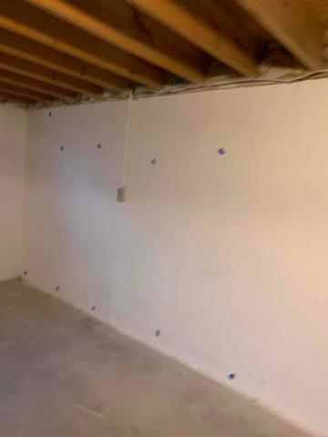 Permanent Solution for Cracked or Bowing Walls