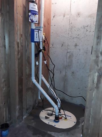 Waterproofing Linn, Missouri Basement