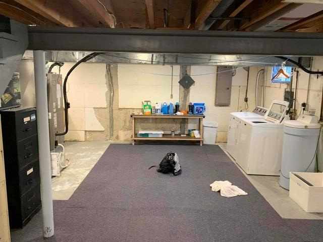 PushPier Installation Solves Foundation Problems in Illinois Home