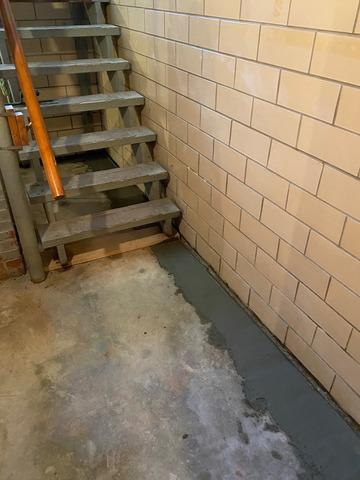 Protecting Libourn, Missouri Basement with WaterGuard and TripleSafe
