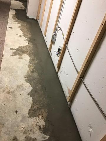 Granite City, IL Basement Waterproofed
