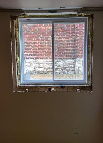 St. Louis Home has Egress Window Installed