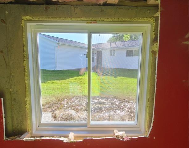 Egress Window Installed in St. Louis, MO Basement