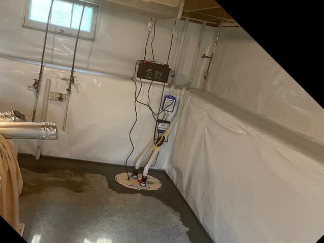 Basement Waterproofed in Alton, IL