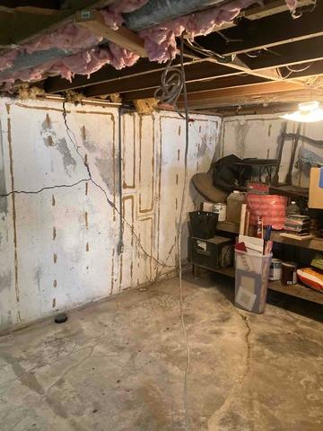 Foundation Repair with GeoLock and PowerBrace