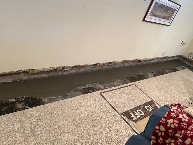 Basement Waterproofing with WaterGuard System in Chesterfield, MO