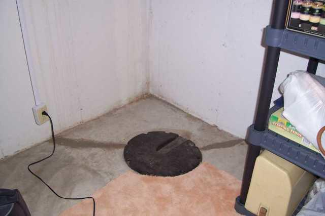 Upgraded Sump Pump in Florissant, MO