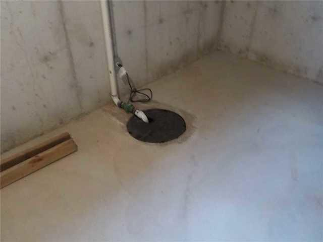 Sump Pump Installed in Lake St. Louis, MO