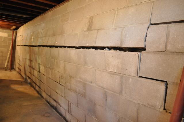 Repairing Basement Walls in Granite City, IL
