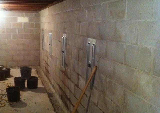 Repairing Basement Walls in Granite City, IL