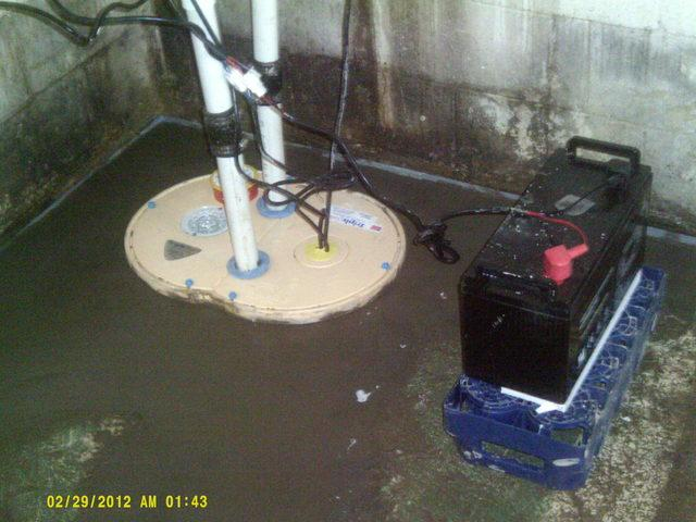 Westville, IL Sump Pump Replacement