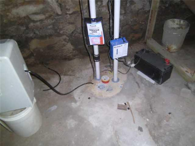 New Sump Pump in Marion, IL